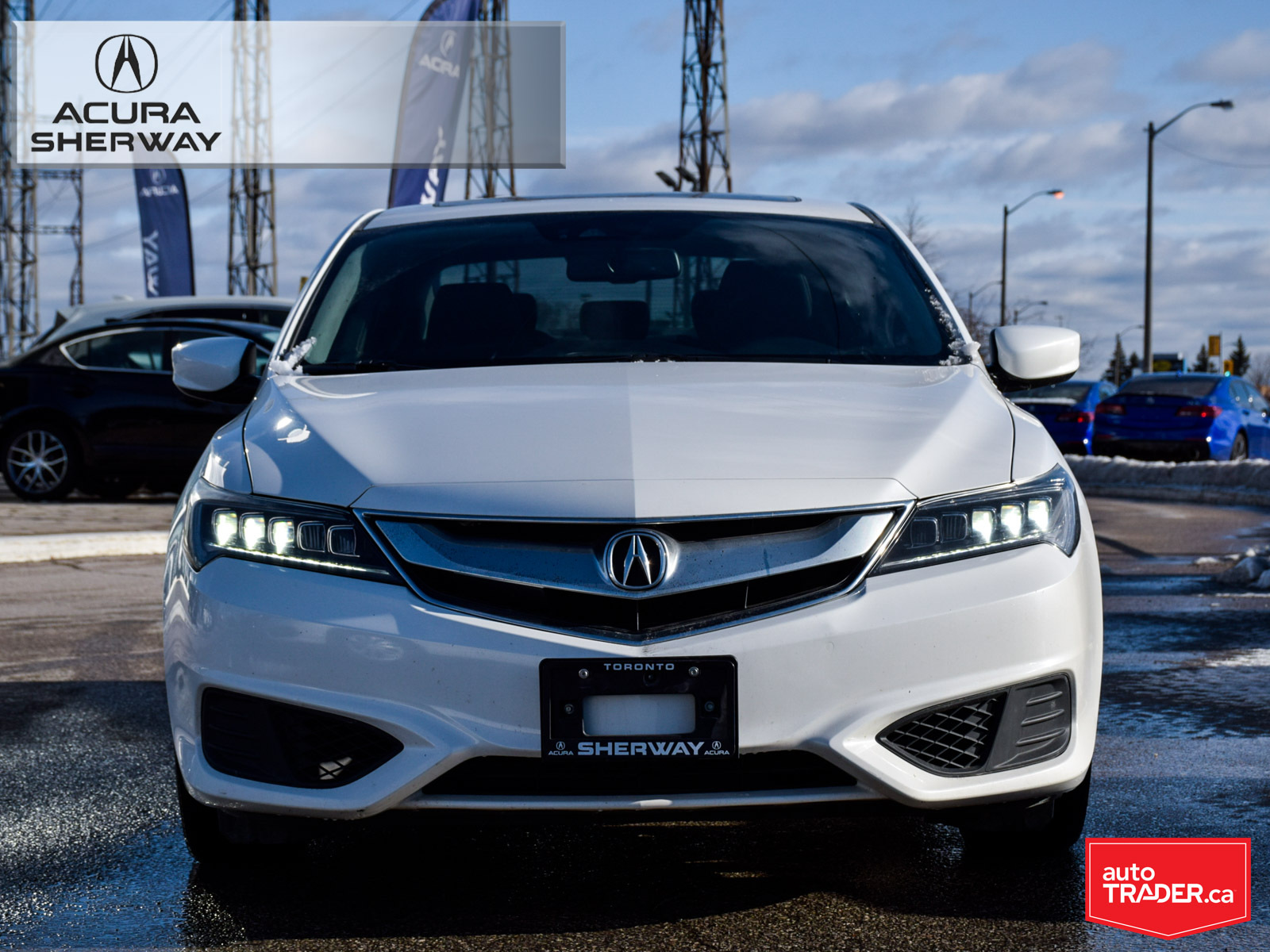 Certified Pre-Owned 2016 Acura ILX Technology
