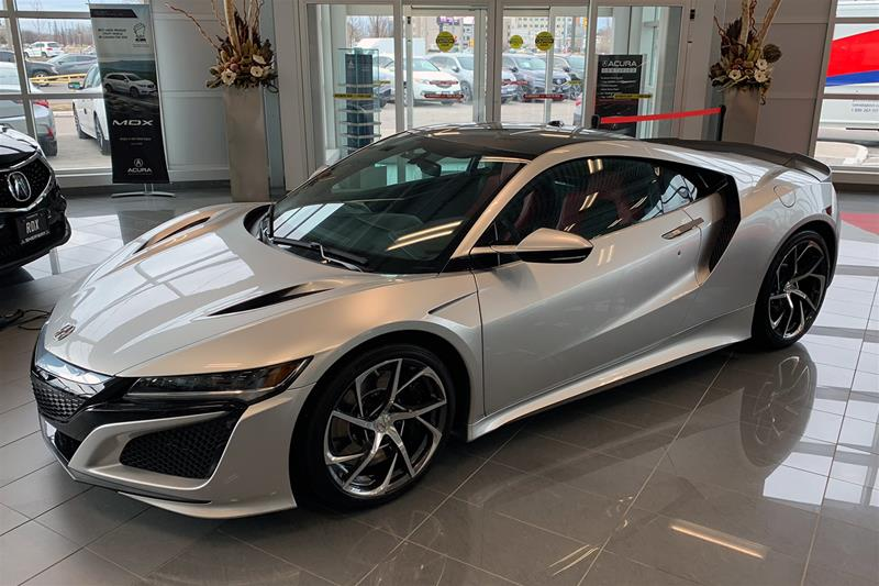 New 2018 Acura NSX 9DCT