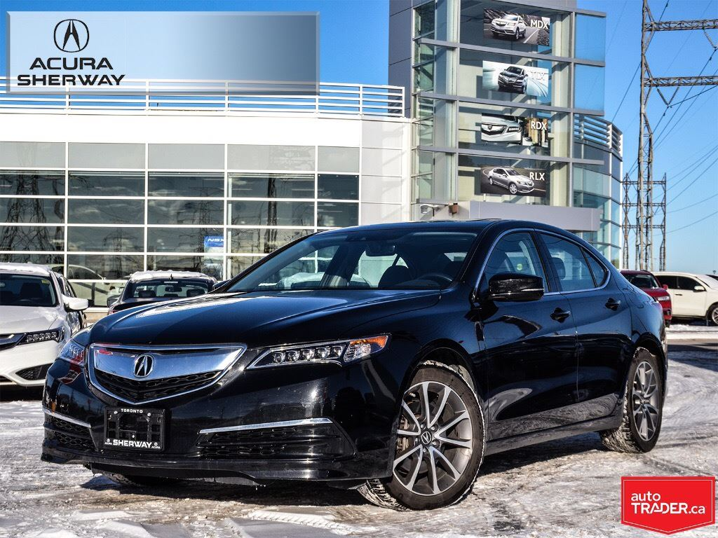 Certified Pre Owned 2017 Acura Tlx 3 5l Sh Awd W Tech Pkg