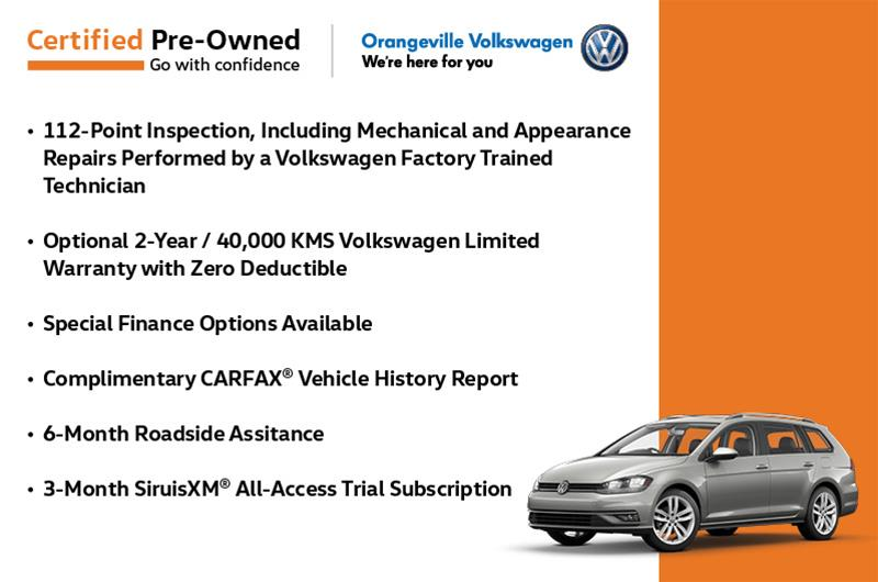Certified Pre-Owned 2019 Volkswagen Atlas