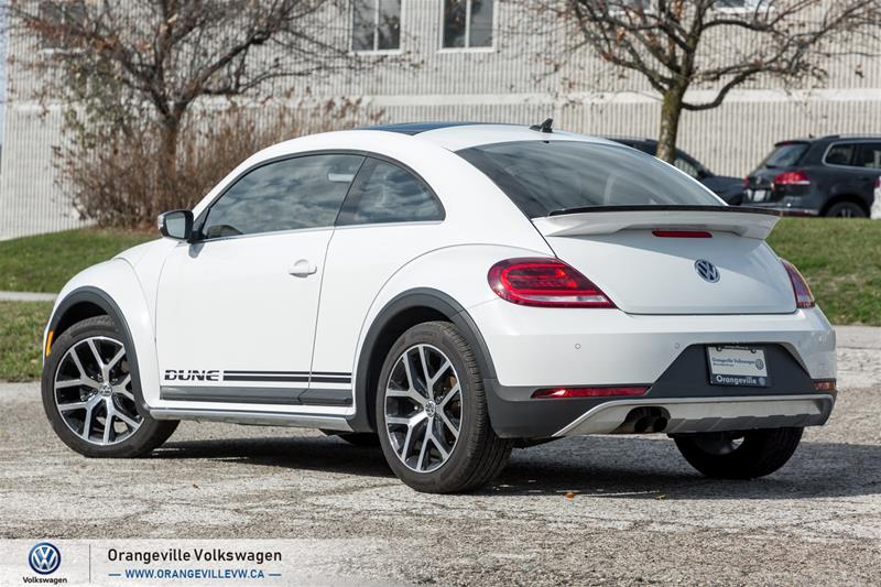Certified Pre-Owned 2018 Volkswagen The Beetle