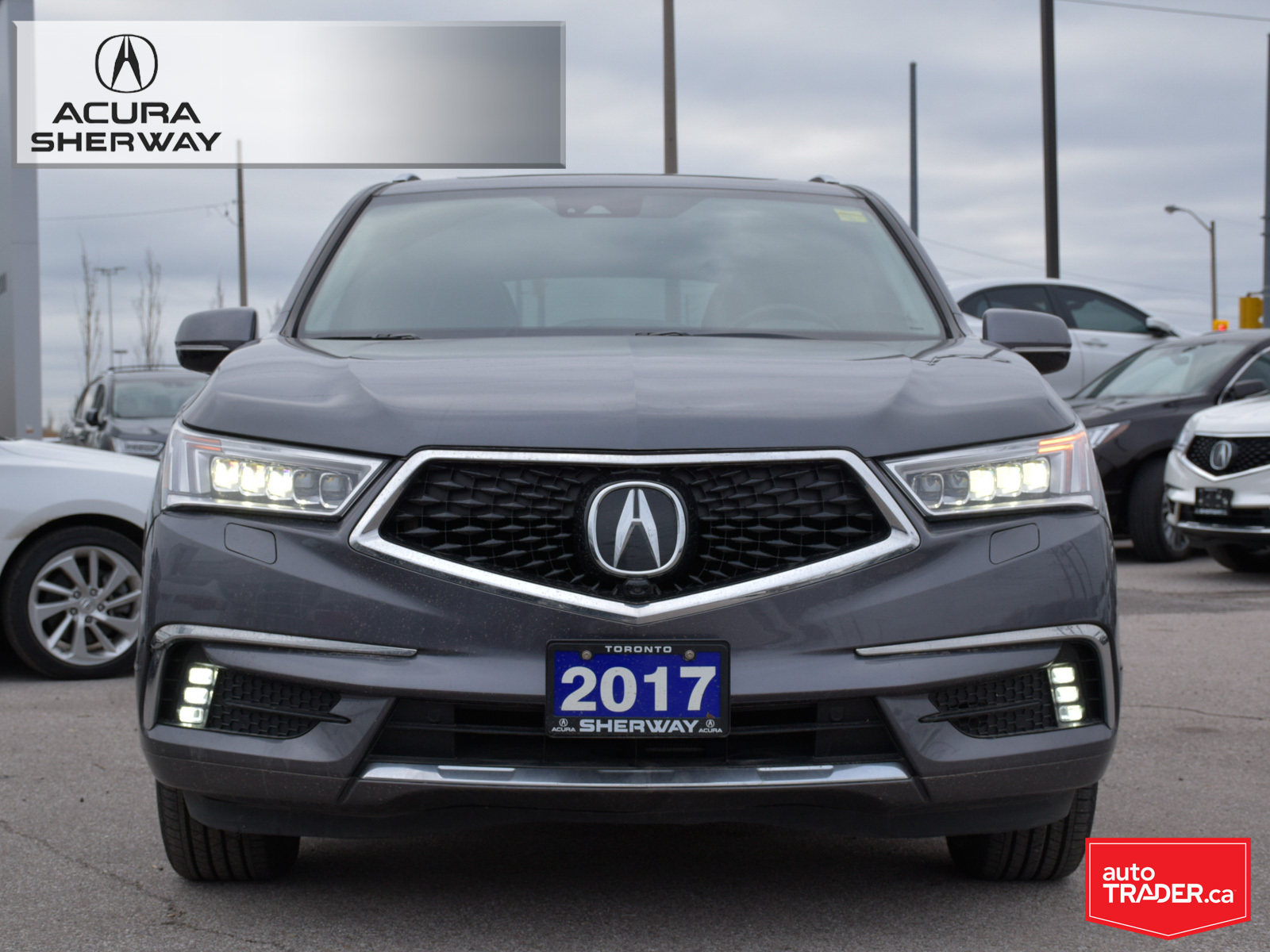Certified Pre-Owned 2017 Acura MDX Elite