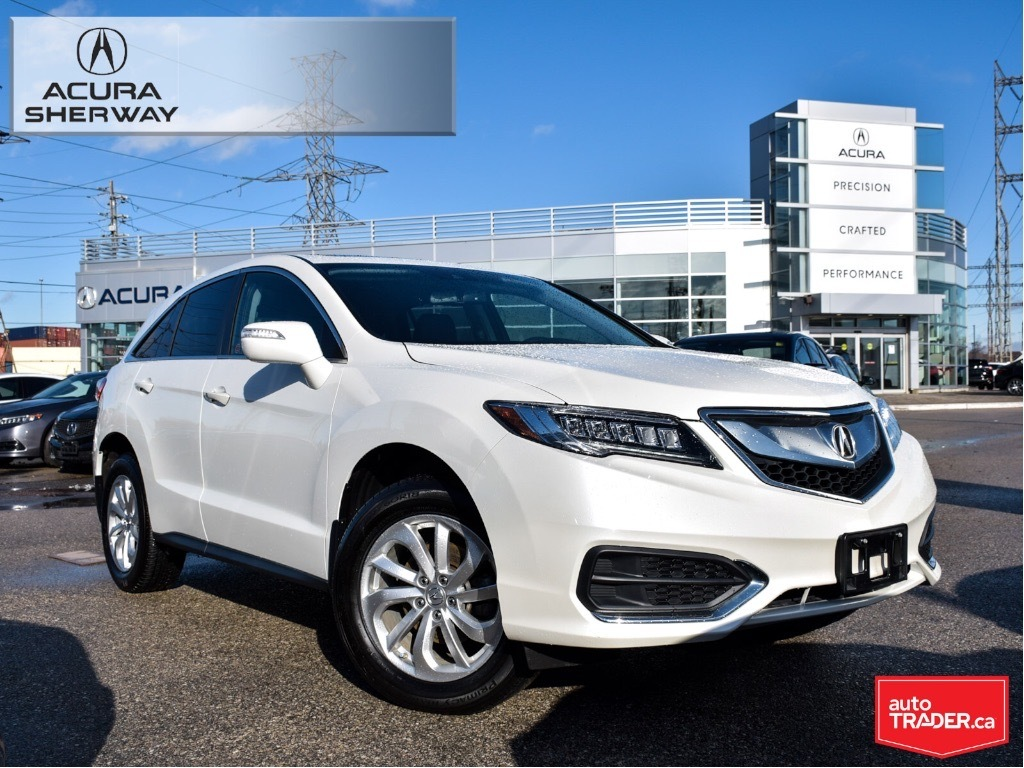 Certified Pre-Owned 2018 Acura RDX at