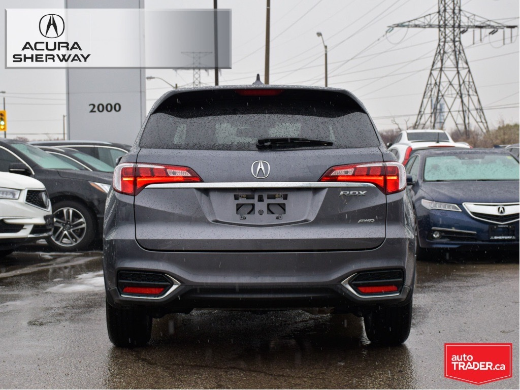 Certified Pre-Owned 2018 Acura RDX Tech at