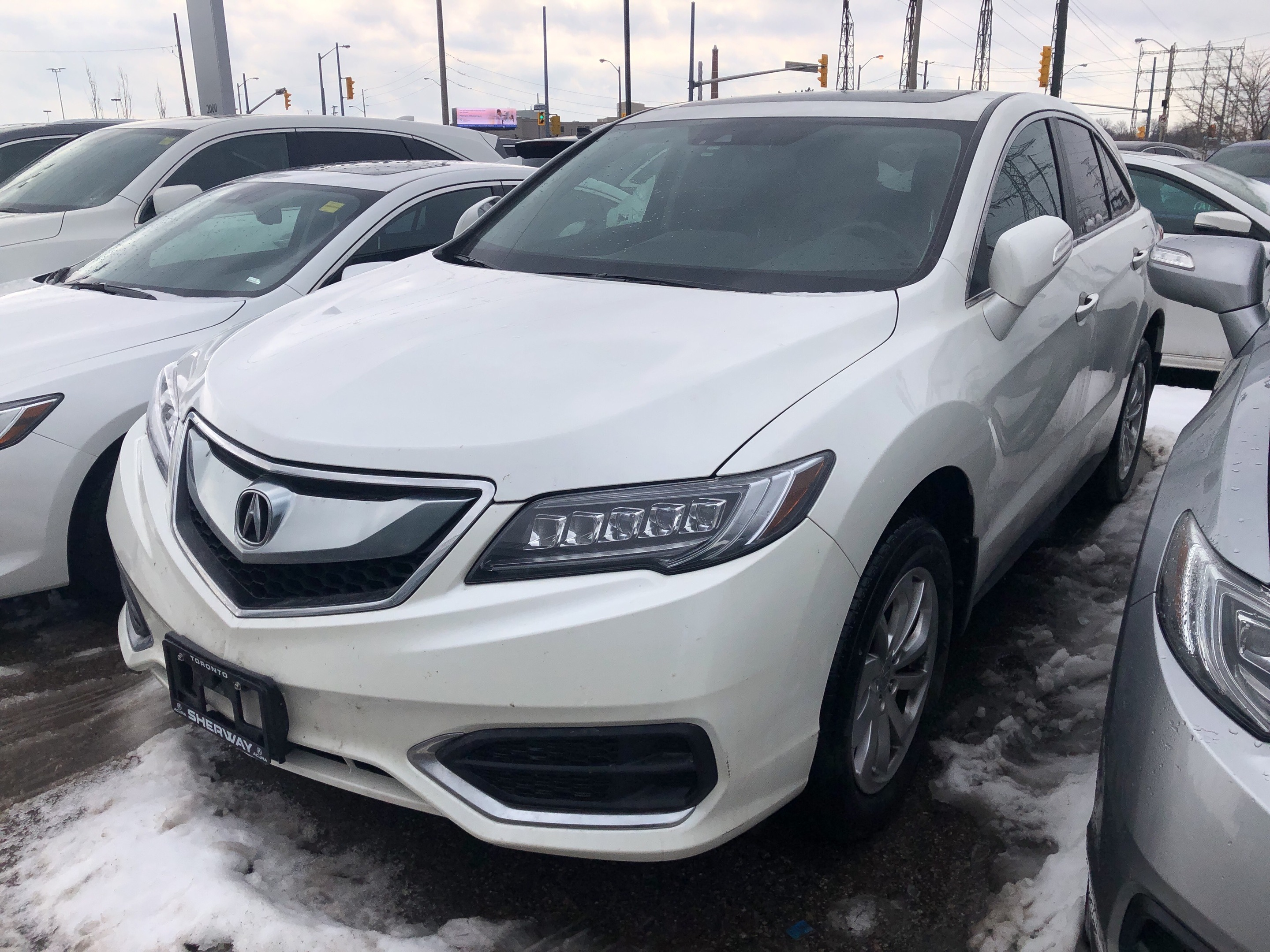 Certified Pre-Owned 2017 Acura RDX Tech at