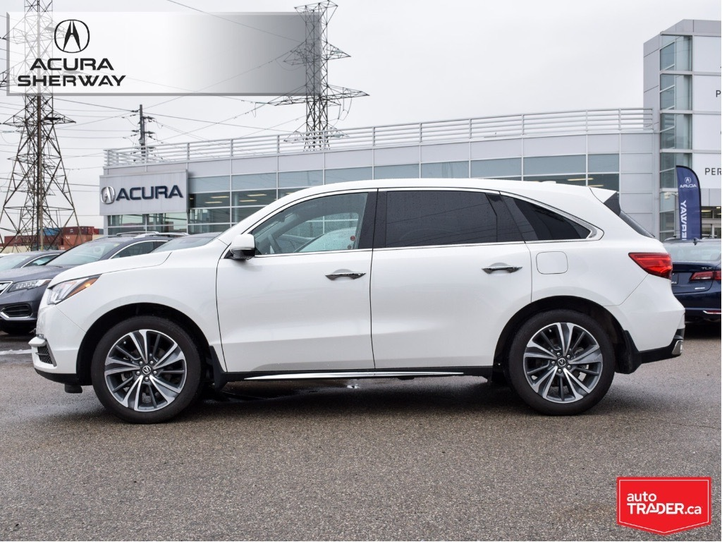 Pre-Owned 2019 Acura MDX Tech