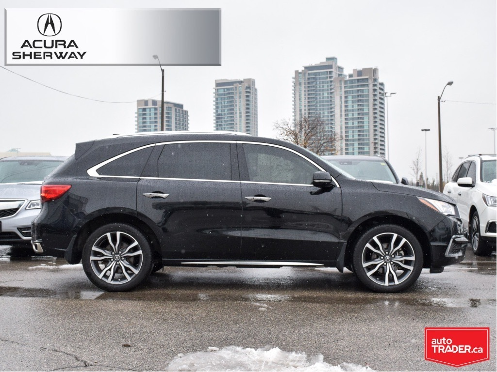 Certified Pre-Owned 2019 Acura MDX Elite
