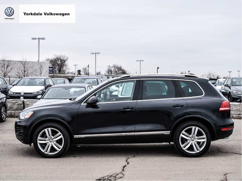 Pre-Owned 2012 Volkswagen Touareg Execline 3.0 TDI 8sp at Tip 4M