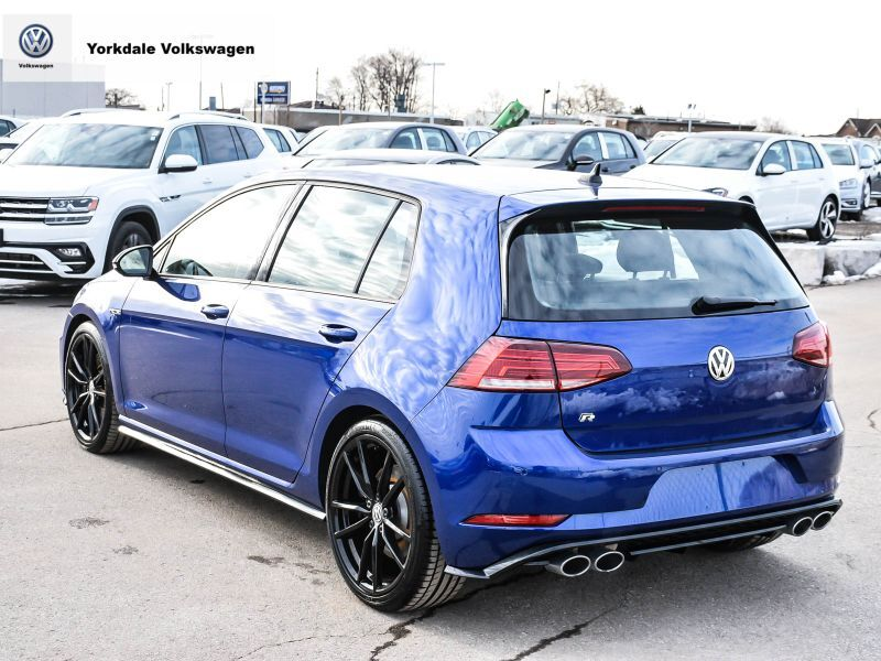 Certified Pre-Owned 2019 Volkswagen Golf R 5-Dr 2.0T 4MOTION at DSG