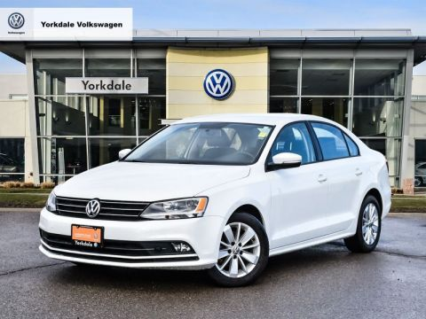 Certified Pre-Owned 2015 Volkswagen Jetta Trendline plus 2.0 TDI 6sp